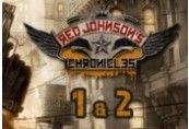 Red Johnson's Chronicles - 1+2 - Steam Special Edition Steam CD Key