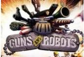 Guns and Robots Bounty Hunter Pack Key