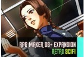RPG Maker: DS+ Expansion - Retro SciFi Pack Steam CD Key