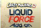 Crazy Machines 2: Liquid Force DLC Steam CD Key