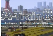 A-Train 8 Chave Steam