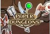 Paper Dungeons Clé Steam