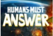Humans Must Answer Steam CD Key