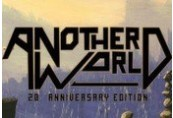 Another World 20th Anniversary Edition Steam Gift