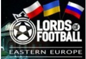 Lords of Football - Eastern Europe DLC Steam CD Key