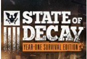 State of Decay: Year One Survival Edition Clé XBOX One