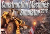 Construction Machines Simulator 2016 Steam CD Key