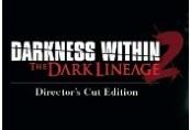 Darkness Within 2: The Dark Lineage RU VPN Required Steam CD Key