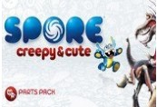 Spore: Creepy & Cute Parts Pack DLC | Steam Gift | Kinguin Brasil