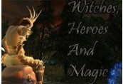 Witches, Heroes and Magic Steam CD Key