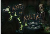 The Land Of Lamia Steam CD Key