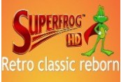 Superfrog HD Steam CD Key