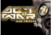 Act of War: High Treason Clé Steam