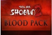 Total War: Shogun 2 - Fall of the Samurai - Blood Pack DLC Steam CD Key