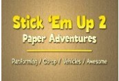 Stick 'Em Up 2: Paper Adventures Steam CD Key