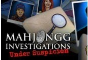 Mahjongg Investigations: Under Suspicion Steam CD Key