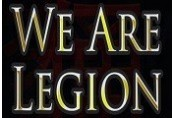 We Are Legion Steam CD Key