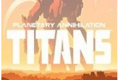 Planetary Annihilation: TITANS EU Steam CD Key
