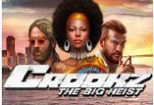 Crookz - The Big Heist RU VPN Activated Steam CD Key