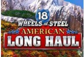 18 Wheels of Steel American Long Haul Steam CD Key