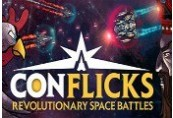 Conflicks - Revolutionary Space Battles Steam CD Key
