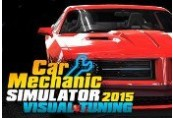 Car Mechanic Simulator 2015 - Visual Tuning DLC Steam CD Key