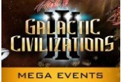 Galactic Civilizations III - Mega Events DLC Steam CD Key