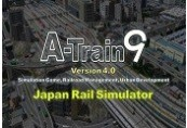 A-Train 9 V4.0 : Japan Rail Simulator Steam CD Key