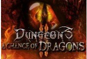 Dungeons 2 - A Chance of Dragons DLC Steam CD Key