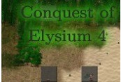 Conquest of Elysium 4 Steam CD Key