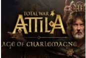 Total War: ATTILA - Age of Charlemagne Campaign Pack DLC Steam Gift