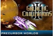 Galactic Civilizations III - Precursor Worlds DLC Clé Steam