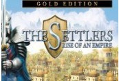 The Settlers: Rise of an Empire Gold Edition Uplay CD Key