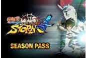 NARUTO SHIPPUDEN: Ultimate Ninja STORM 4 - Season Pass US PS4 CD Key