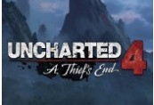 Uncharted 4: A Thief's End US PS4 CD Key