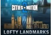 Cities in Motion 2: Lofty Landmarks DLC Steam CD Key