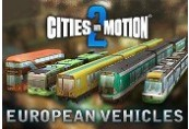 Cities in Motion 2 - European vehicle pack DLC Steam CD Key