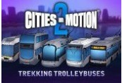 Cities in Motion 2 - Trekking Trolleys DLC Steam CD Key
