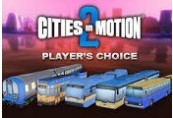 Cities in Motion 2 - Players Choice Vehicle Pack DLC Steam CD Key