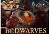 We Are The Dwarves Clé Steam