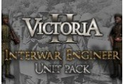 Victoria II: Interwar Engineer Unit Pack Steam CD Key