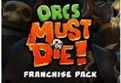 Orcs Must Die! Franchise Pack Steam Gift