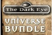The Dark Eye Universe Bundle Steam CD Key