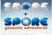 SPORE + SPORE Galactic Adventures | Steam Gift | Kinguin Brasil