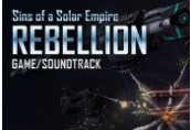 Sins of a Solar Empire: Rebellion Ultimate Edition Steam Gift