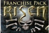 Risen Franchise Pack 2015 RU VPN Required Steam CD Key