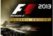 F1 2013 Classic Edition Upgrade EU/RU/AUS PS3 Key