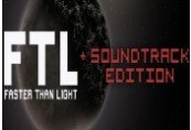 FTL: Faster Than Light + Soundtrack Steam Gift