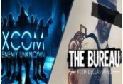 XCOM: Enemy Unknown + The Bureau: XCOM Declassified Steam Gift