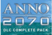 Anno 2070 - DLC Complete Pack Steam Gift